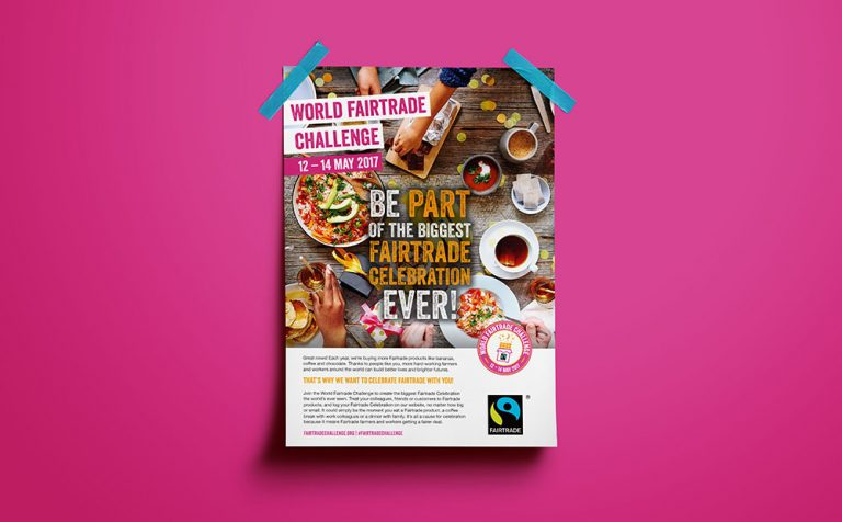 Fairtrade Challenge_poster
